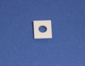 End Cap With Hole For 068-1 profile