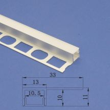 Led Aluminium Profile 2m For Tiled Edge