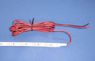Led Strip 3000k White Per Cut Length 12 Watts