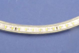 Led Mains Tape 14 w/m Warm white cut per length