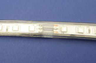 Led Mains Tape RGB cut per length