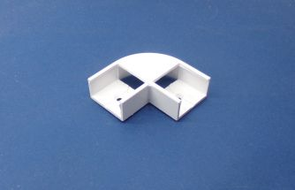 90 Degree Corner Module for 2310 Aluminium profile
