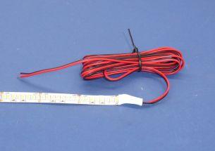 Led Strip 2700k White Per Cut Length 24 Watts