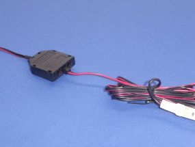 3 Way Socket with mini plug