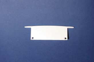 End cap Blank For 6023 Recessed profile
