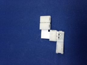 Led strip 8mm corner connector