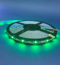 Led Strip RGB + 6000k Colour Changing 24 VOLT 14.4w 10 Metres
