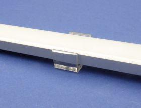 Mounting Clip for 1708 Flat Aluminium profile