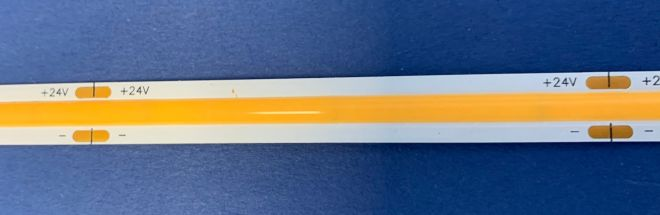 Spotless COB Led Strip 6000k 24v 5m